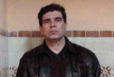 Benjamin Arellano Felix, pictured here in 2002 at the time of his arrest in Mexico, was sentenced to 25 years in prison in a San Diego court on Monday. Photo: Associated Press