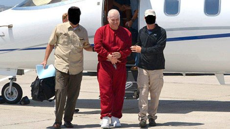 Eduardo Arellano Felix was extradited to the United States on August 31. Photo: DEA