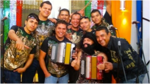 18 Kombo Kolombia staff and band members were murdered in Nuevo León after being kidnapped on January 25. Photo: Noticieros Televisa