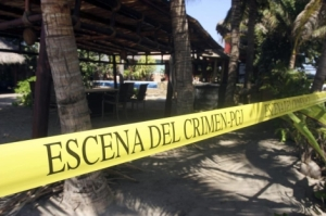 Shown here is a photo of the bungalo where six female tourists were allegedly raped by masked assailants on February 4. Photo: El Mundo