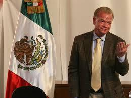 Former Tabasco Governor Andrés Granier. Photo: Mexican Government, Instituto Mexicano de la Radio