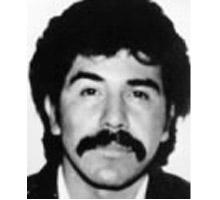 Rafael Caro Quintero. Photo: DEA International Fugitives.