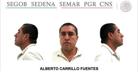 Alberto Carrillo Fuentes, SEGOB.