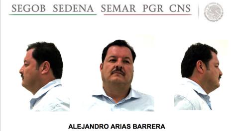 Alejandro Arias Barrera, SEGOB.