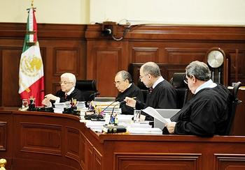 SCJN. Image: Centro Juridico Para Los Derechos Humanos
